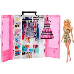Boneca-Barbie-Fashionistas-Closet-de-Luxo-com-Boneca---Mattel