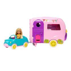 Barbie-Club-Chelsea-Camper---Mattel