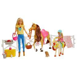 Barbie-Club-Chelsea-Diversao-com-Cavalos---Mattel