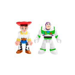 Imaginext-Toy-Story-4-Buzz-Lightyear-e-Jessie---Mattel