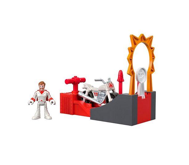 Toy-Story-4-Duke-Caboom-Playset---Mattel