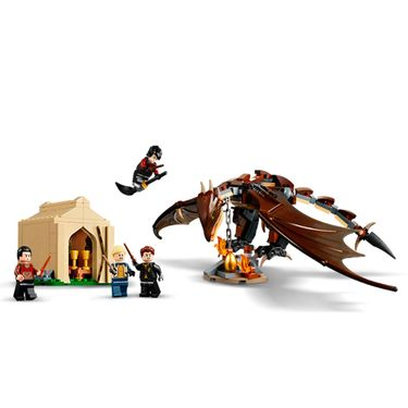 Lego Harry Potter 75946 O Torneio Hungaro Lego Toymania Mobile