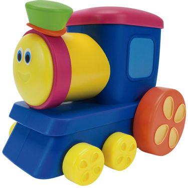 Brinquedo Bob O Trem Aprendendo O Abc Fun Divirta Se Toymania