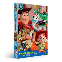 Quebra-Cabeca-Encapado-Toy-Story-4-100-Pecas---Toyster-