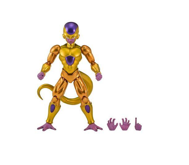 Dragon-Ball-Super-35855P-Boneco-Articulado-Colecionavel-Freeza-Dourado---Fun-Divirta-se
