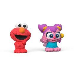Fisher-Price-Conjunto-Vila-Sesamo-Elmo-e-Abby---Mattel