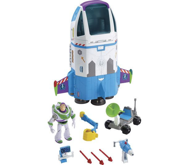 Veiculo-com-Figura-Toy-Story-Nave-Buzz-Lightyear---Mattel