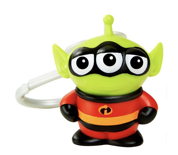 Pixar-Alien-Chaveiro-Remix-Sr.-Incrivel---Mattel