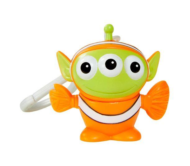 Pixar-Alien-Chaveiro-Remix-Nemo---Mattel