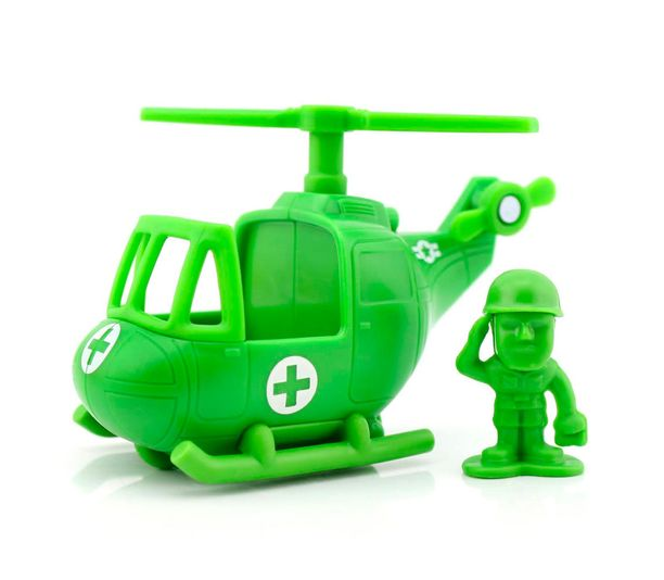 Toy-Story-4-Mini-Veiculo-Sargento-e-Helicoptero---Mattel-